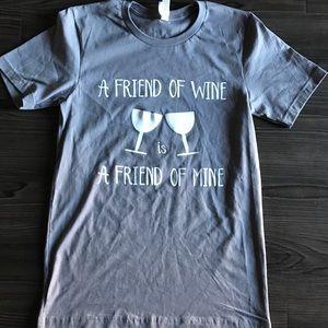 Friend of Wine T-Shirt